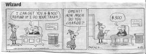 Tax Day Lament (circa 2009)